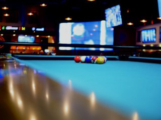 pool table recovering in Newport content img1