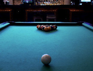 pool table room dimensions in Newport content img1